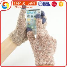 Перчатки для смартфонов / перчатки с сенсорным экраном / трикотажные перчатки для bluetooth / перчатки с сенсорным экраном / пользовательские трикотажные перчатки / открытая перчатка для сенсорного экрана