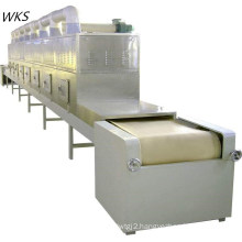 WORKERS brand gum tragacanth microwave drying machine dryer dehydrator