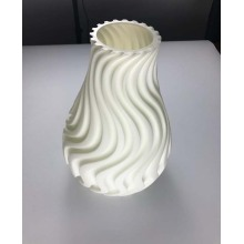 Настроенная Быстрая Прототипирование SLA 3D Печатная Ваза STL