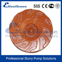 Abrasion Resistant Slurry Pump Impellers