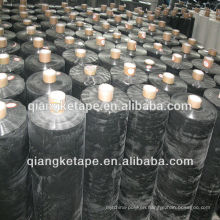 Qiangke black pipe anticorrosion material underground tape