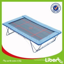 Outdoor gymnastic trampoline equipment LE.BC.012