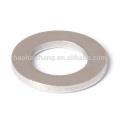 Metal personalizado estampado de acero 0.5 * 7 * 3.2 mm arandelas planas