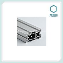 Norma de 80 x 40 aluminio protuberancia EN