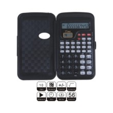 Scientific Function Calculator with Clock