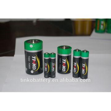 R03 PVC Batterie Größe AAA, 2 oder 4pcs/Blisterkarte