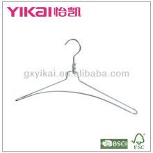 Aluminium Coat Hanger With Wide Shoulder