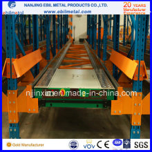 Shuttle Cart Racking System for Sales