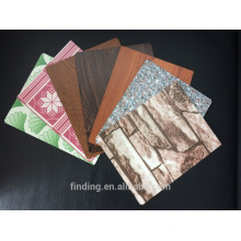 Special printed and color coated sheet