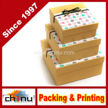 Haushalt Essentials Verschachtelte Boxen mit Deckel (12D5)