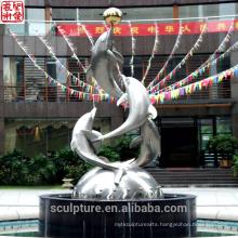 2016 New Modern Sculpture Made In China Urban Statue Successful case