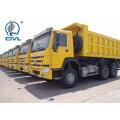 10 wheel sinotruk howo 6x4 dump truck