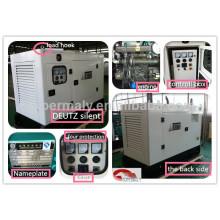 Générateurs diesel super silencieux série Deutz