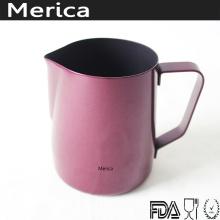 600 ml de latte de acero inoxidable Art Milk Frothing Pitcher