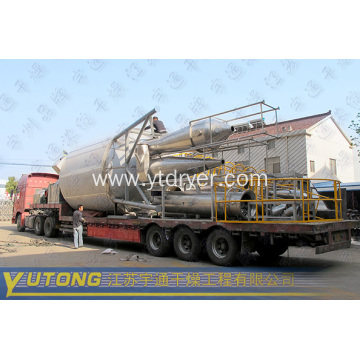 centrifugal spray power drying machine of sulphuric acid
