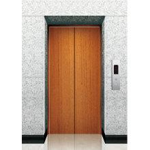 Elevator Wooden Finish Landing Door