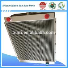 Алюминиевый генератор толщиной 140 мм