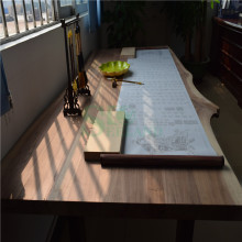 Твердой древесины исследование таблица, используемая на американский черный орех