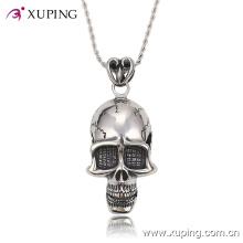 Colgante de joyería de acero inoxidable con forma de esqueleto de moda fresco -endant-00018