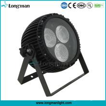 Strahler-PAR-Licht im Freien 360W RGBW breites Summen-Bereichs-LED