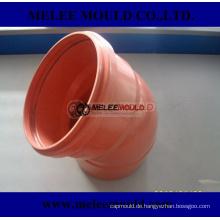 Kunststoff Rohr Form Rohranschluss Form