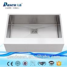 Inox meuble de cuisine upc utilisé tablier avant éviers en laiton