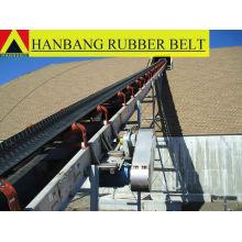 banda transportadora exterior resistente a la abrasión
