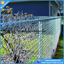 Multifunctional best selling China hot dipped galvanized pvc coated chain link fence with low price