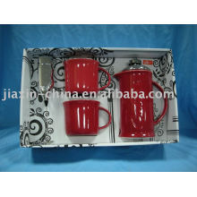 Teekanne Set JX-WP016