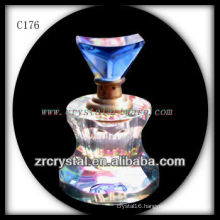 Nice Crystal Perfume Bottle C176