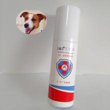 Spray desinfectante para perros domésticos