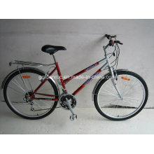 """Bicicleta de montaña con marco de acero de 26 """"(MLN2602)"""