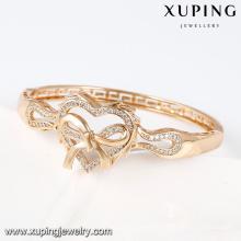 50848- Brazalete de latón de Xuping Jewelry New Style con Zircon