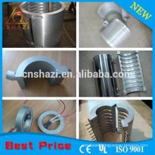 industrial plastic extrusion aluminum cast in heater