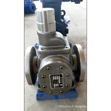Trade Assurance Pompe à engrenages d'arc YCB Faible bruit et haute efficacité pour le diesel. Essence, huile lubrifiante