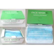 Máscara de PP no tejida respirable Multi-Layer