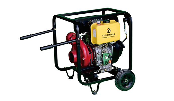6 Inch Diesel Water Pump For Water