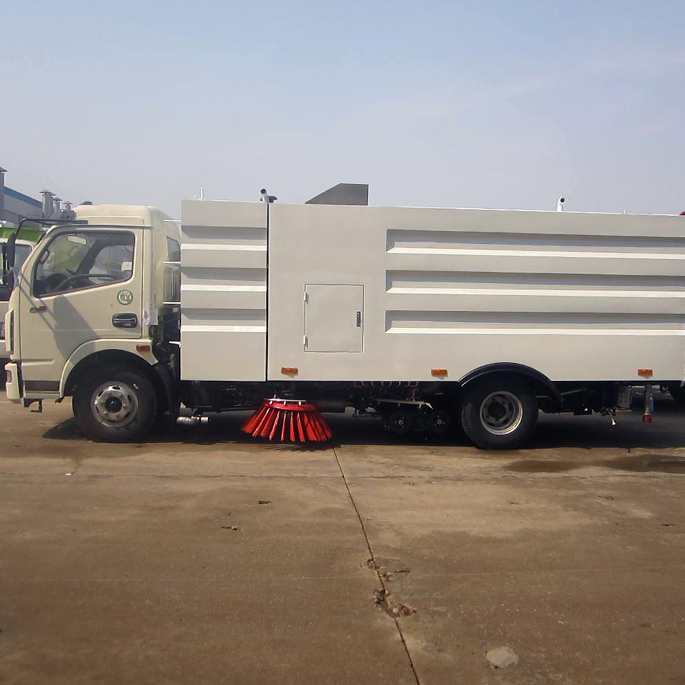 Road Sweeper Truck Sale
