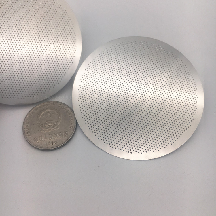 Reusable Stainless Steel Coffee Filter Screen