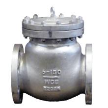 Tipos de válvulas de retenção dn200 ANSI class150-2500