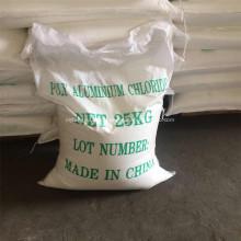 Высушенный распылением белый порошок 30% PAC