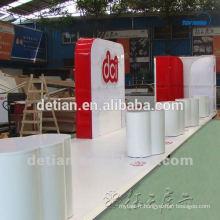 Extrusion d'aluminium certifié par TUV pour l'exposition de la Chine de Changhaï