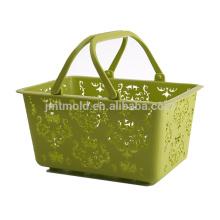 Buen precio personalizado Fruit Tray Baby Sleeping Mold Basket Moldes