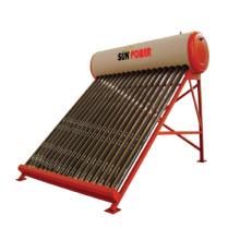 Integrierter Direkt-Solar-Warmwasserbereiter, Isolierung mit Polyurethan-Schaum, Einfache / Kompakte Struktur (SPR-470-58 / 1800)