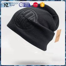 Neue und heiße feine Qualität Wolle stricken Hut Beanie mit gutem Angebot