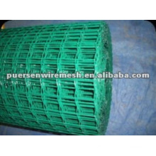 Green concrete PVC coated welded wire mesh