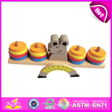 Christmas Toy Children Balance Block Toy W11f027