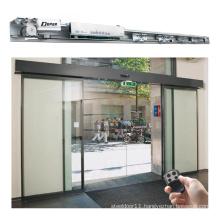 Deper European design frameless glass automatic sliding door opener/operator/system/mechanism D5