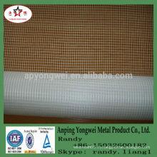 YW - сетка из клеевого волокна из стекловолокна / сетка из стекловолокна и сетчатая ткань из стекловолокна