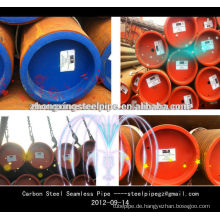 ASTM A106 nahtlose Stahlrohre / ES:TUBOS
